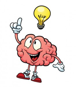 Brain.Lightbulb